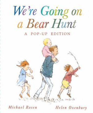 We're Going on a Bear Hunt - Pop Up Edition
