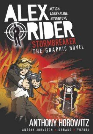Alex Rider: Stormbreaker Graphic Novel