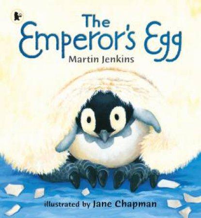 The Emperor's Egg by Martin Jenkins & Jane Chapman