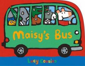 Maisy's Bus Shaped Board Book