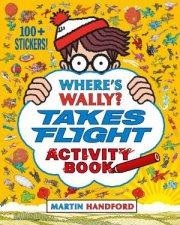 Wheres Wally Takes Flight Activity Book