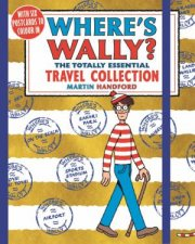 Wheres Wally The Totally Essential Travel Collection