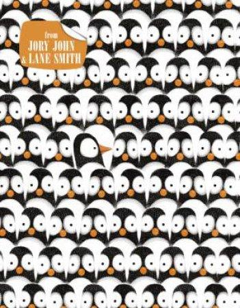 Penguin Problems by Jory John & Lane Smith