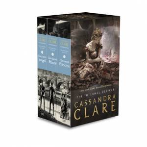 Infernal Devices Slipcase by Cassandra Clare