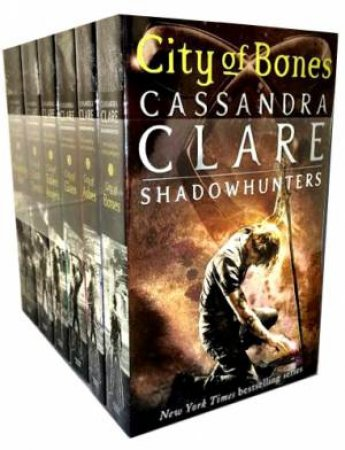 The Mortal Instruments Complete Box Set