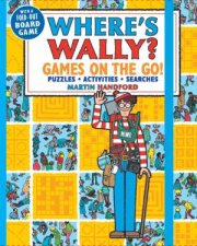 Wheres Wally Games On The Go Puzzles Activities  Searches