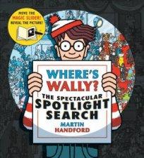Wheres Wally The Spectacular Spotlight Search