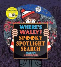 Wheres Wally Spooky Spotlight Search