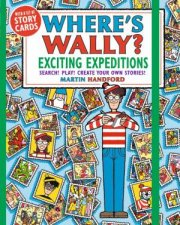 Wheres Wally Exciting Expeditions