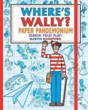 Wheres Wally Paper Pandemonium