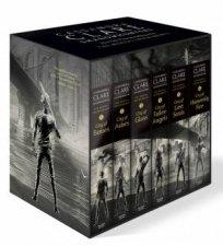 Mortal Instruments 16 Boxed Set