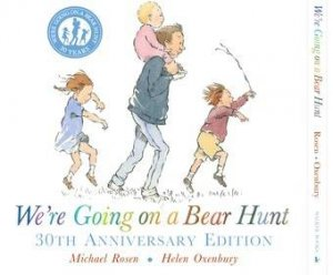 We're Going On A Bear Hunt 30th Anniversary Slipcase