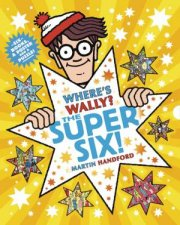 Wheres Wally The Super Six
