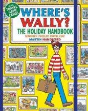 Wheres Wally The Holiday Handbook