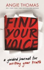 Find Your Voice A Guided Journal For Writing Your Truth