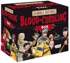 Horrible Histories: Blood Curdling Box