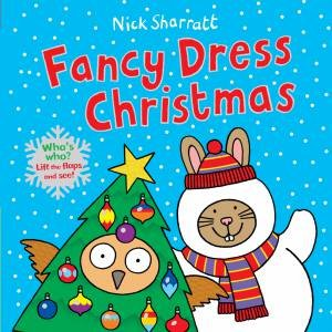 Fancy Dress Christmas HB by Nick Sharratt