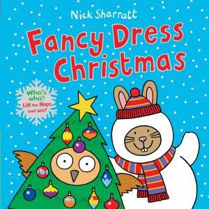 Fancy Dress Christmas by Nick Sharratt