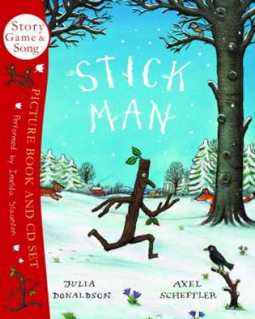 Stick Man Book and CD