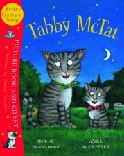Tabby McTat With CD