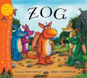 Zog-Book + CD