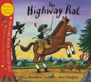 Highway Rat Book + CD