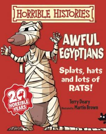Horrible Histories: Awful Egyptians Junior Edition