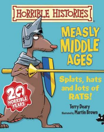 Horrible Histories: Measly Middle Ages Junior Edition
