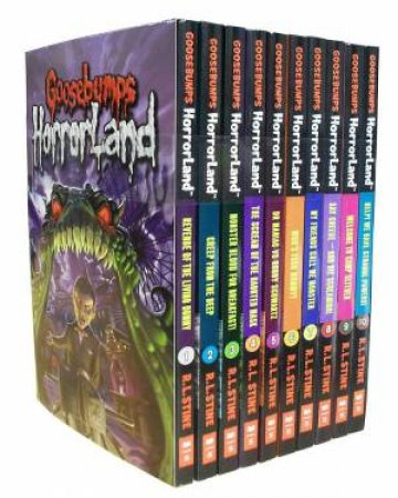 Goosebumps Horrorland: 1 - 10
