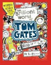 The Brilliant World of Tom Gates Lenticular Ed