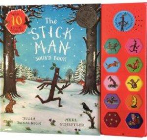 The Stick Man - Sound Book by Julia Donaldson