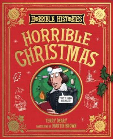 Horrible Histories: Horrible Christmas by Terry Deary