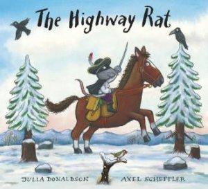 Highway Rat Christmas Board Book
