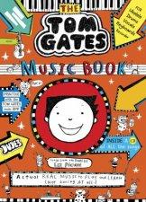 Tom Gates The Music Book