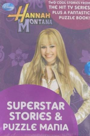 Hannah Montana 3 Book Slipcase by Various