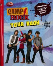 Camp Rock Your Book