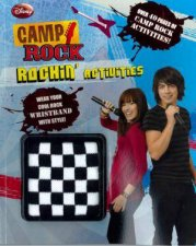 Disney Camp Rock Rockin Activity plus Wristband