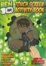 Touch Screen Activity Book