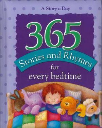 365 Stories And Rhymes For Every Bedtime