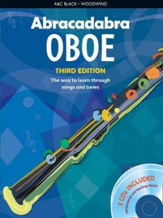 Abracadabra Oboe by Helen McKean