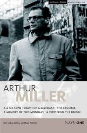 Arthur Miller Plays 1 by Arthur Miller , 9781408111307 , QBD Books