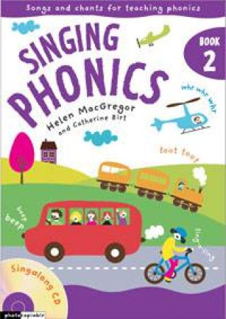 Songs and Chants for Teaching Phonics plus CD