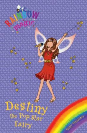 Destiny the Popstar Fairy (Christmas 2009 Special)