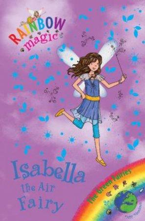 Rainbow Magic The Green Fairies 79 Isabella the Air Fairy by Daisy Meadows