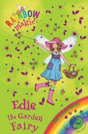 Rainbow Magic The Green Fairies 80 Edie the Garden Fairy by Daisy Meadows