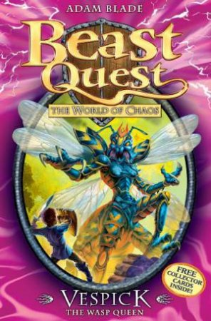 Vespick The Wasp Queen (World Of Chaos 06)