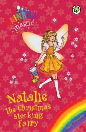 Rainbow Magic Bumper 19: Natalie The Christmas Stocking Fairy