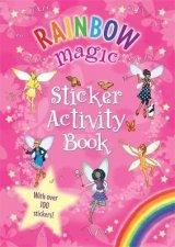 Rainbow Magic Sticker Activity Book