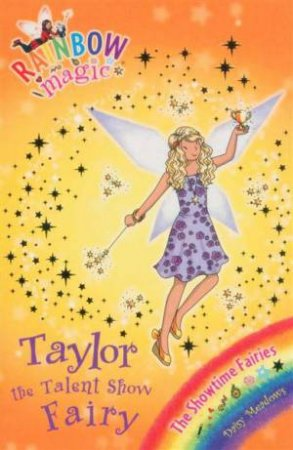 Taylor the Talent Show Fairy