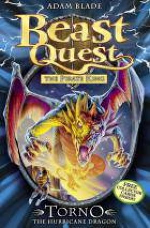 Torno The Hurricane Dragon (Pirate King 04)